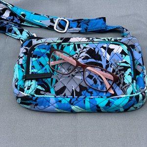 Vera Bradley Camofloral Crossbody Bag